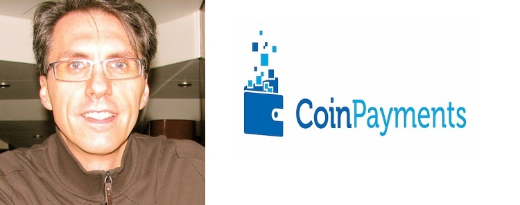 Ward Stirrat, Co-founder di CoinPayments